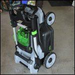 Fold Up Lawn Mower