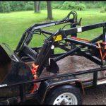 Garden Tractor Front End Loader Kits