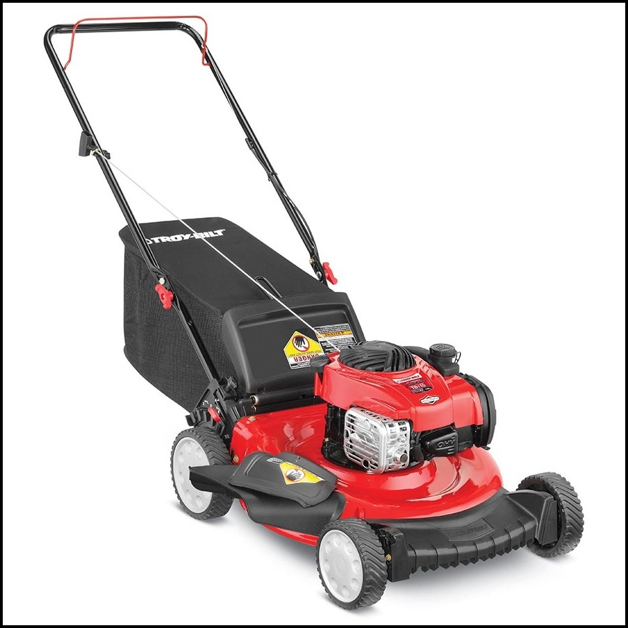Gas Lawn Mowers On Sale