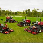 Golf Course Lawn Mower