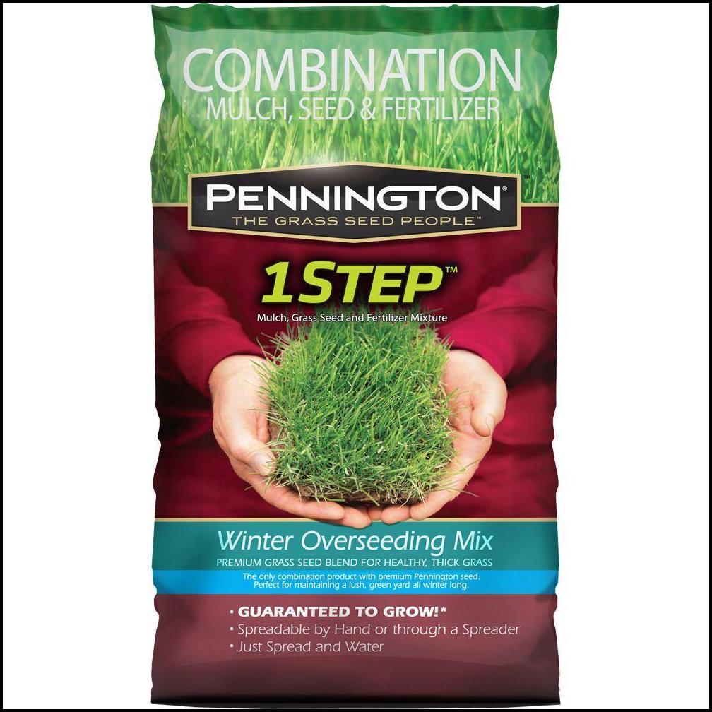 Grass Seed And Fertilizer
