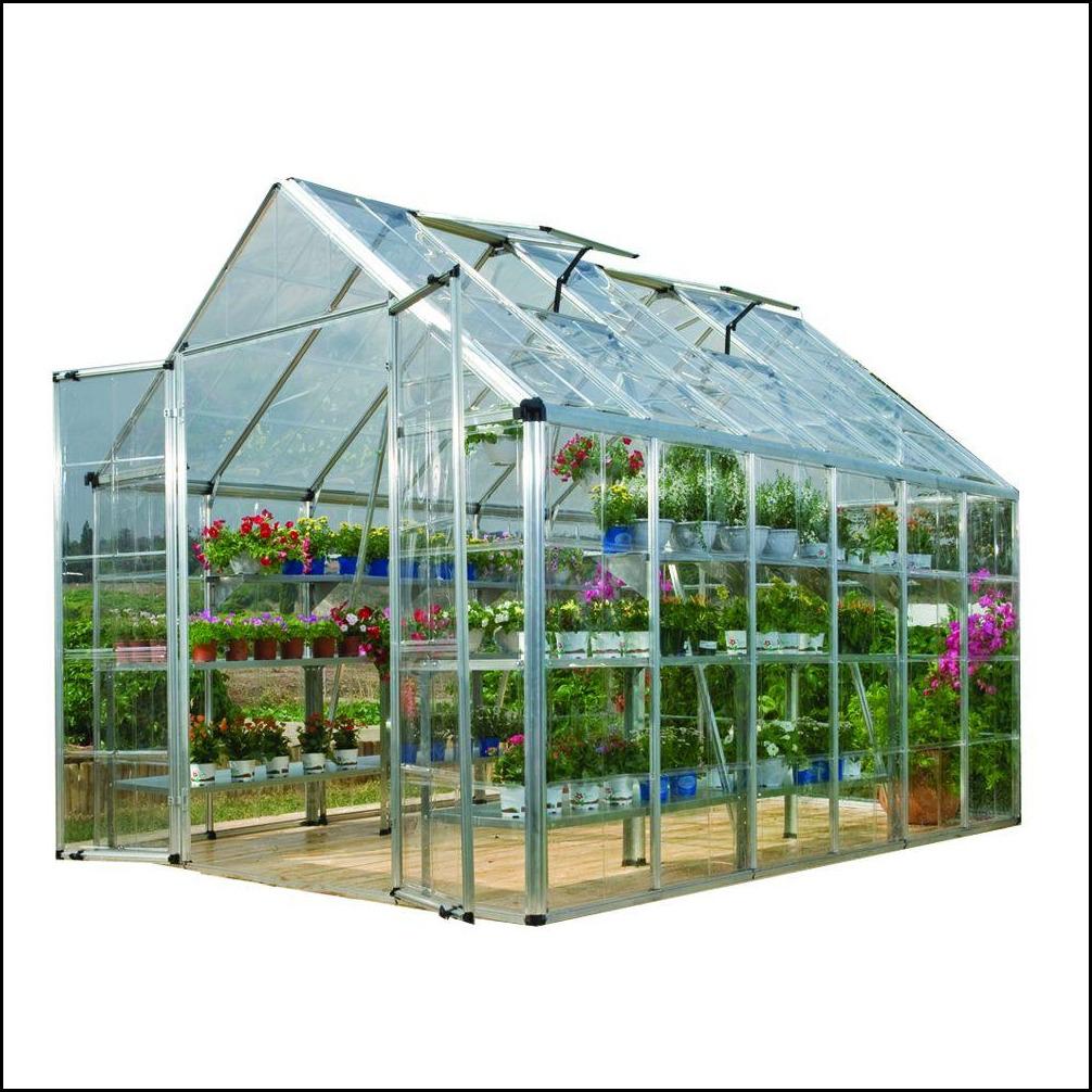 Home Depot Greenhouse Kits