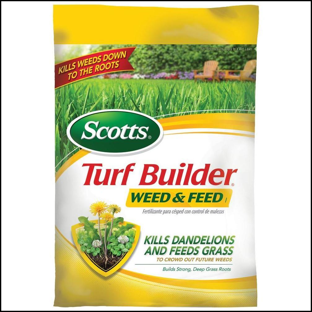 Home Depot Scotts Fertilizer