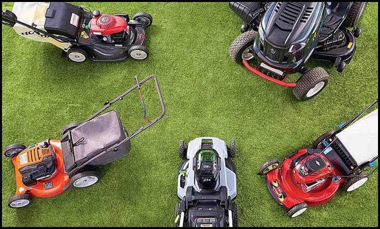 How To Buy A Lawn Mower
