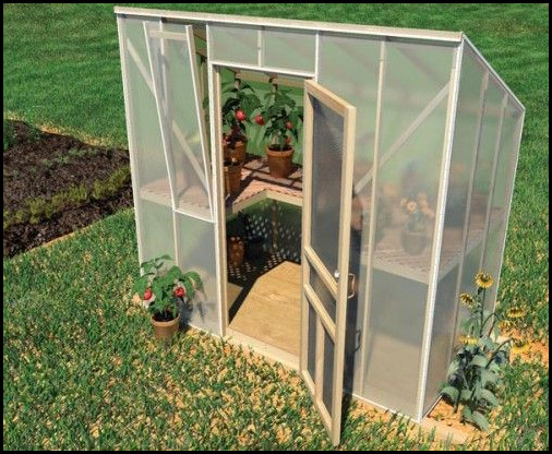 How To Make Greenhouse