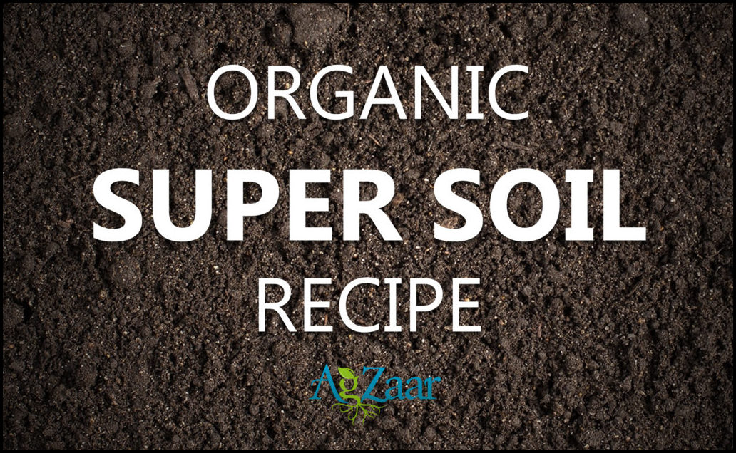 How To Make Super Soil