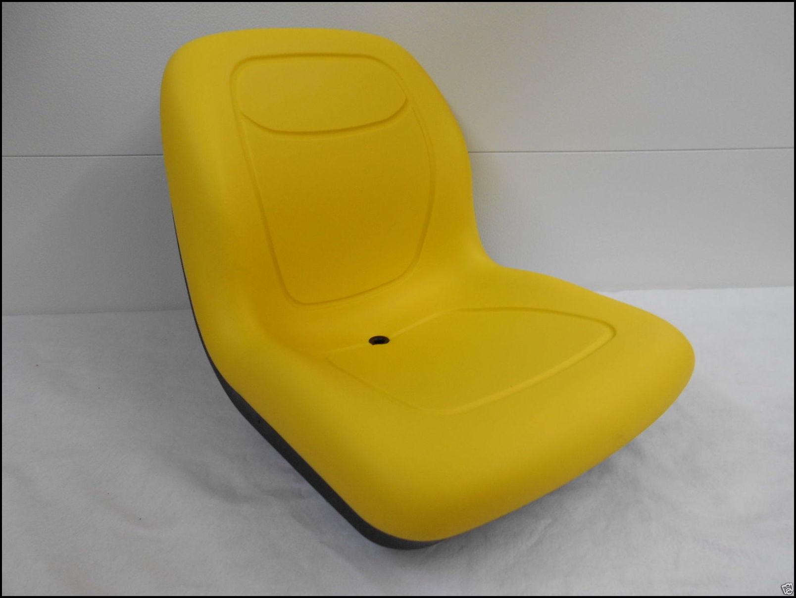 John Deere Lawn Mower Seat