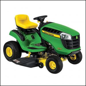 John Deere Riding Lawn Mower Price