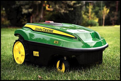 John Deere Robotic Lawn Mower