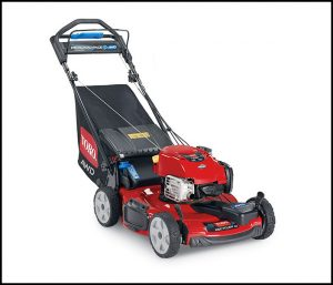 Lawn Mower All Wheel Drive