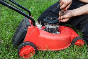 Lawn Mower Repairs At Home