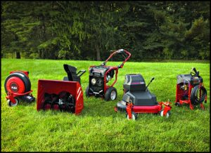 Lawn Mower Snow Blower Combo
