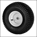 Lawn Mower Tire And Rim