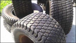 Lawn Mower Tires 20x8x8