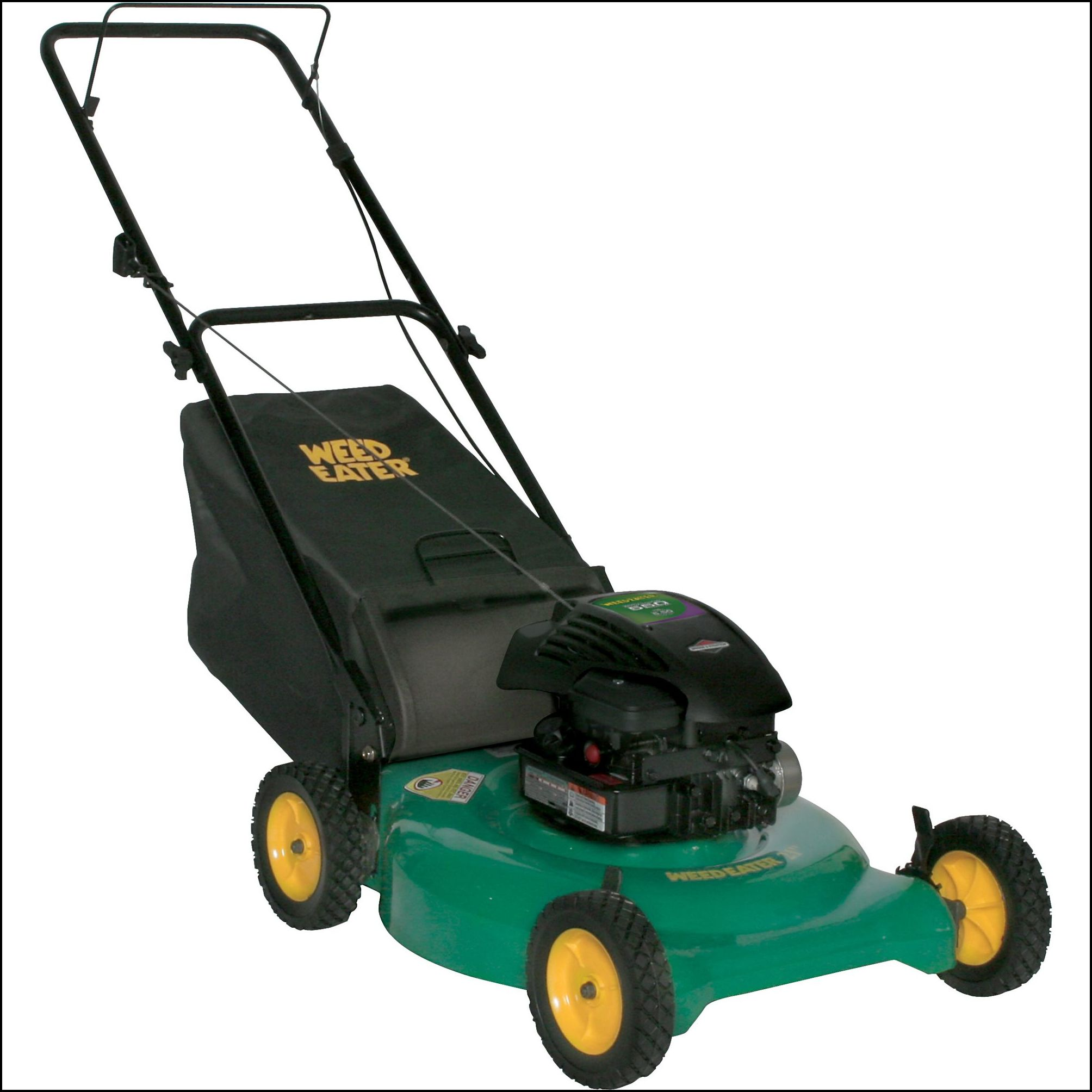 Lawn Mower Weed Eater