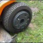 Lawn Mower Wheel Weights