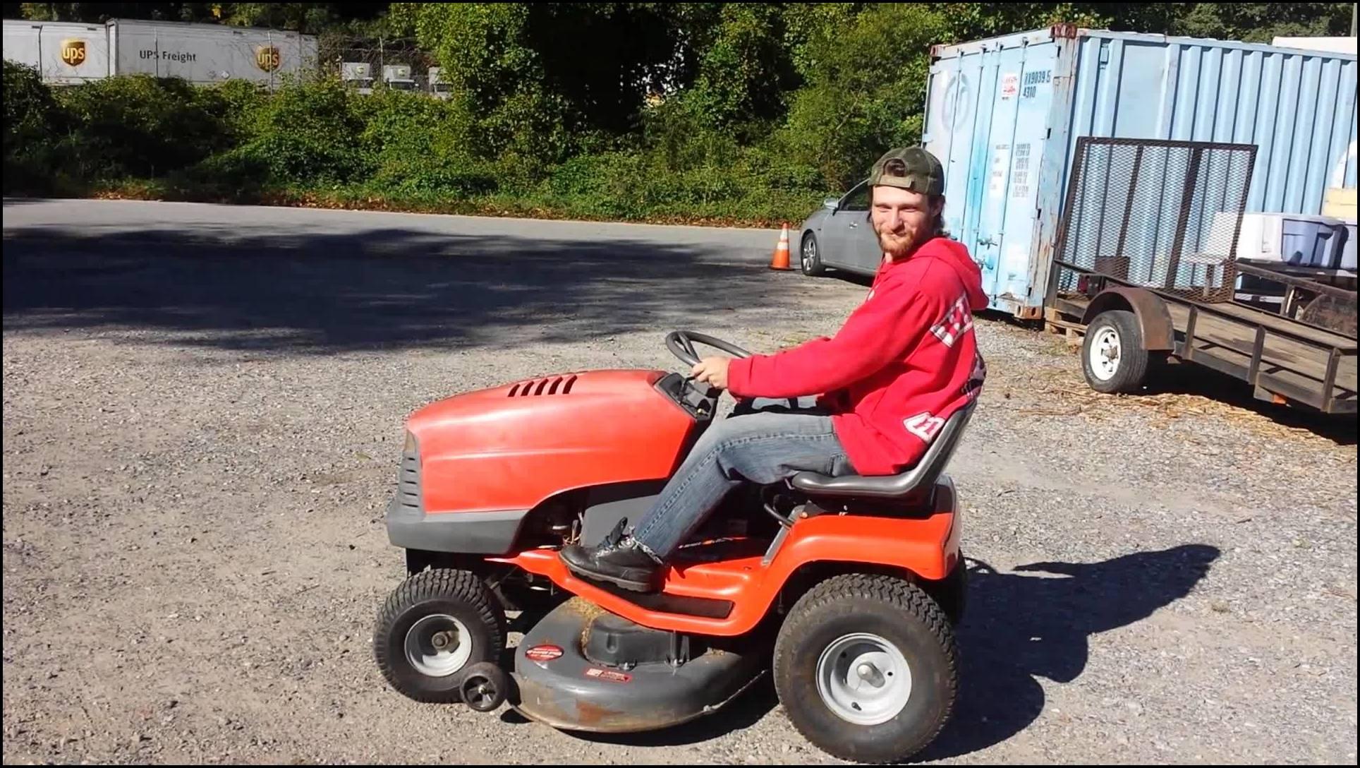Lawn Mowers On Craigslist
