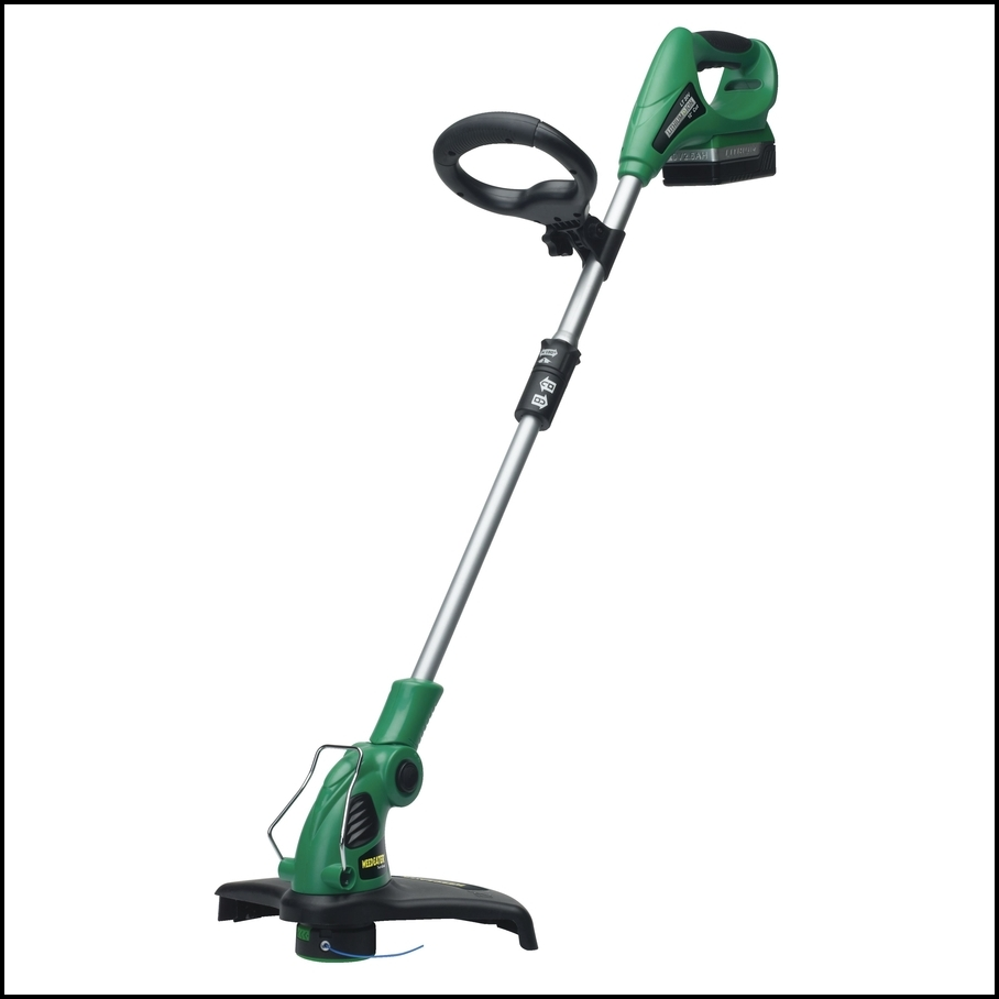 Lowes Battery Weed Eater