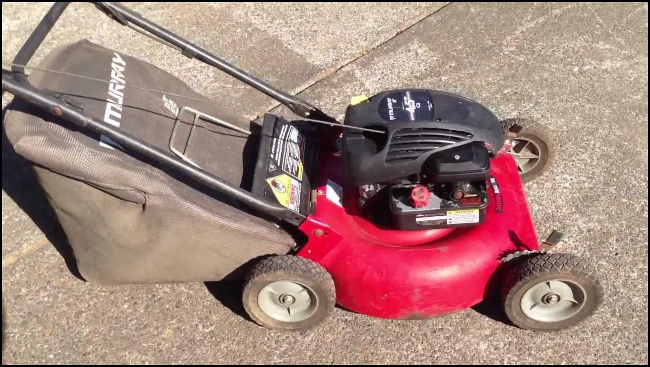 Murray Lawn Mower Bag