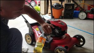 My Lawn Mower Wont Stay Running
