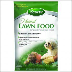 Natural Fertilizer For Grass