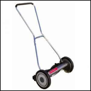Non Electric Lawn Mower