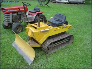 Old Lawn Mowers For Sale