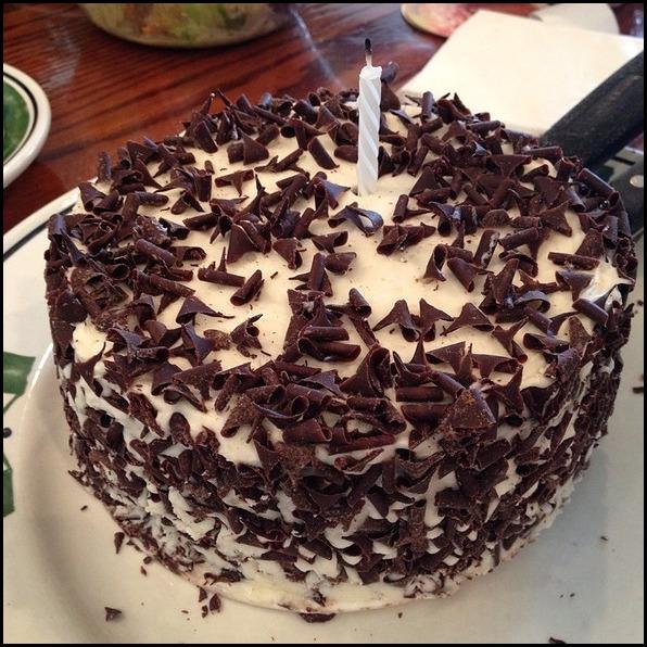Olive Garden Birthday Cake