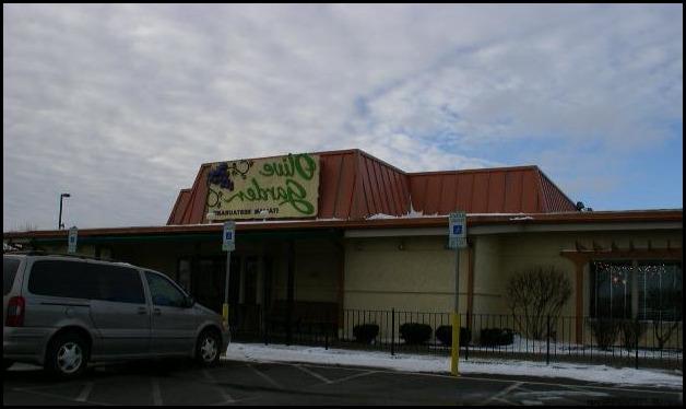 Olive Garden Bloomington Il