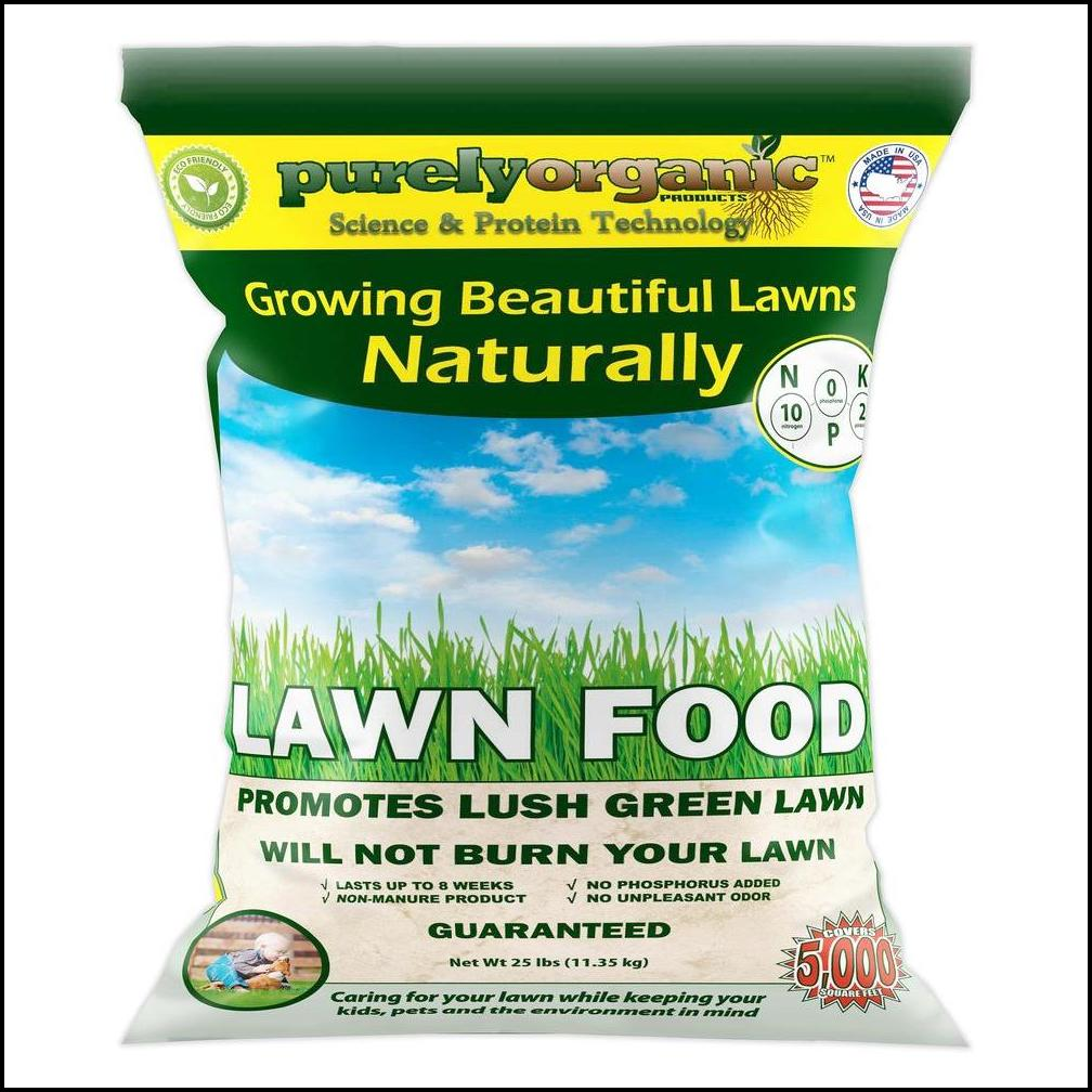 Organic Fertilizer For Grass