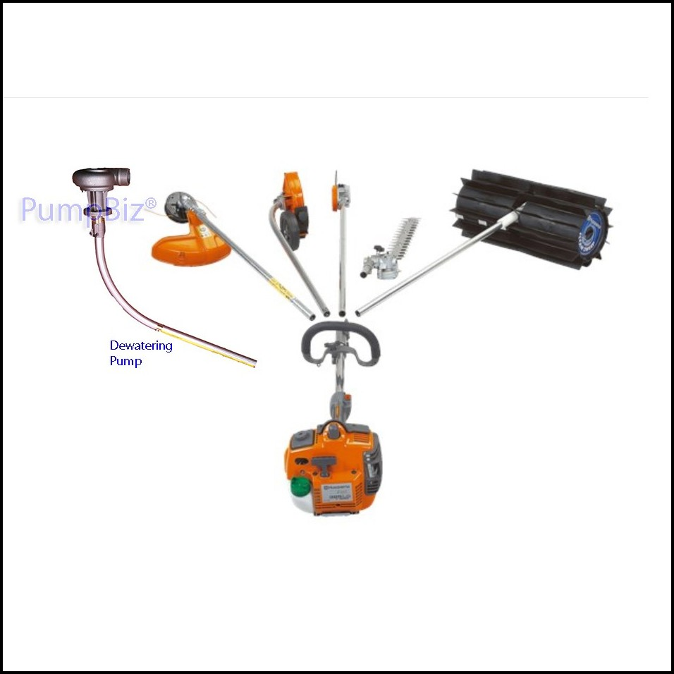 Poulan Weed Eater Attachments