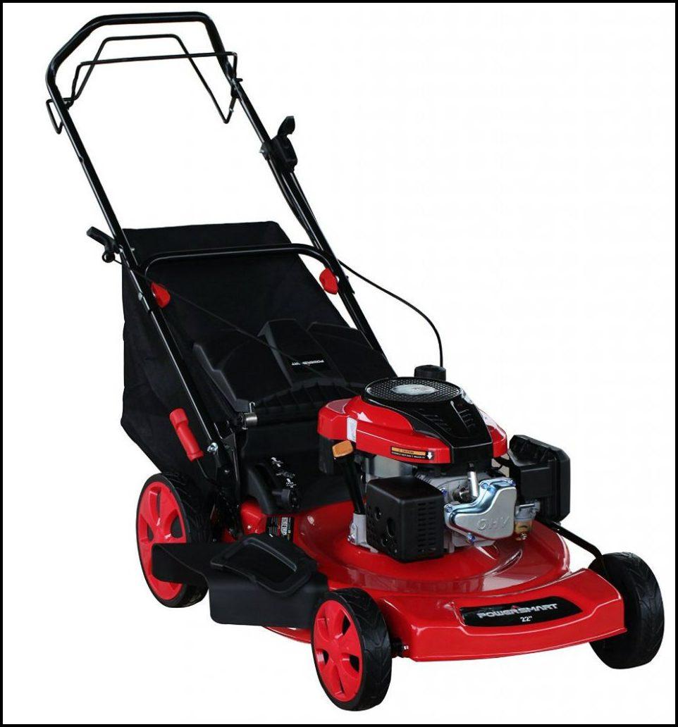 Power Smart Lawn Mower