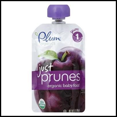 Prune Juice For Baby