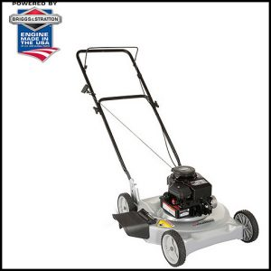 Push Lawn Mower Walmart