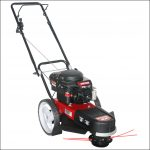 Push Weed Eater On Wheels