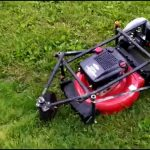 Remote Control Lawn Mower Diy