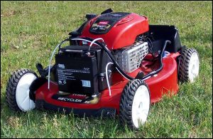 Remote Control Lawn Mower For Sale
