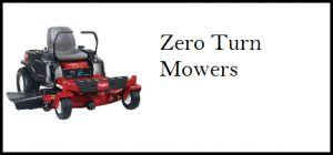Rent To Own Zero Turn Lawn Mowers