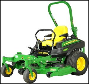 Riding Lawn Mower Rental