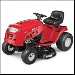 Riding Lawn Mower Tractor Supply