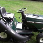 Riding Lawn Mower With Bagger For Sale
