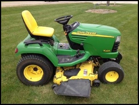 Riding Lawn Mowers For Sale Near Me