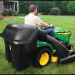 Riding Lawn Mowers With Bagger