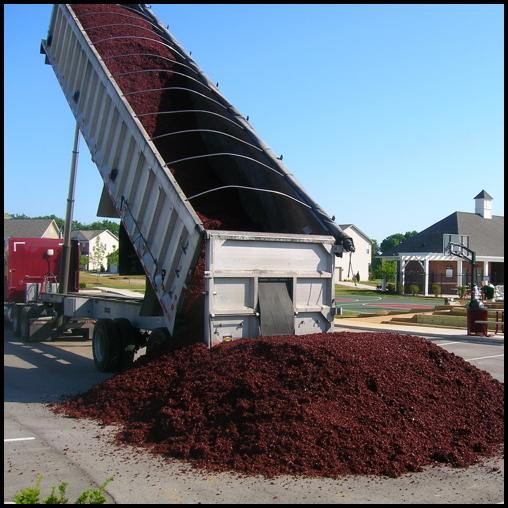 Rubber Mulch In Bulk