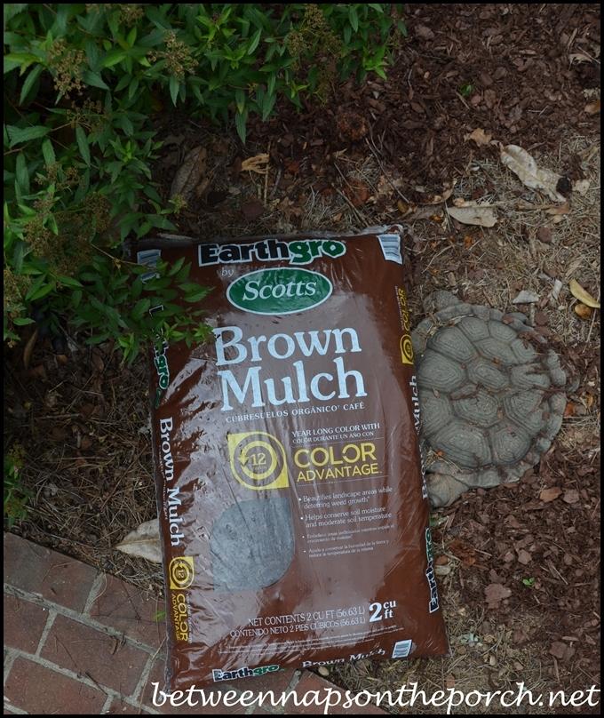 Scotts Earthgro Brown Mulch