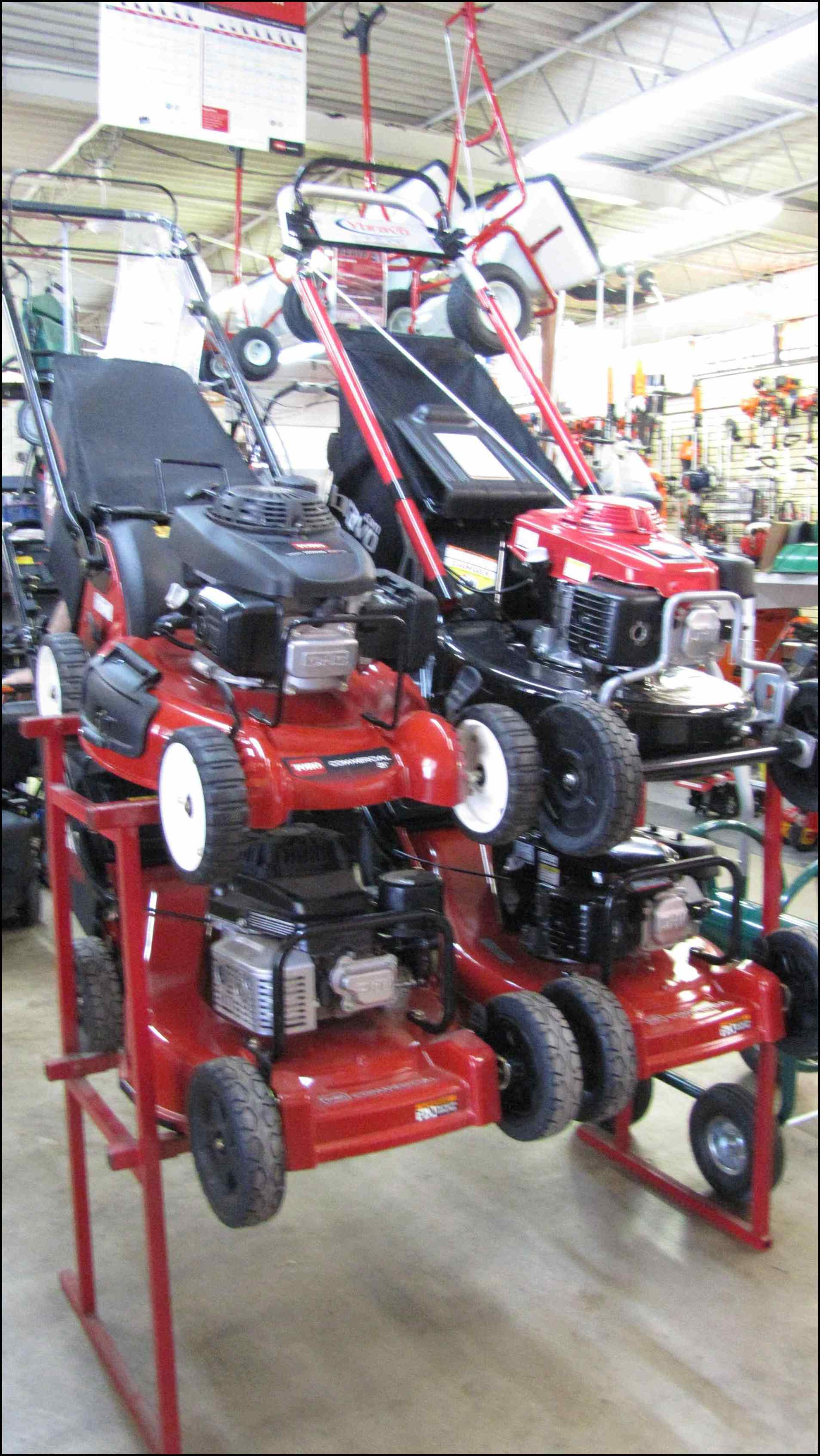 Sears Lawn Mower Repair Center