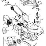 Sears Lawn Mowers Parts