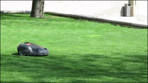 Self Driving Lawn Mower