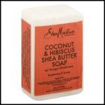 Shea Moisture Coconut And Hibiscus Soap