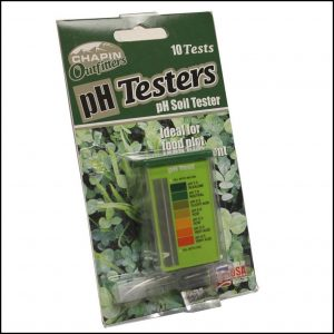 Soil Test Kit Home Depot